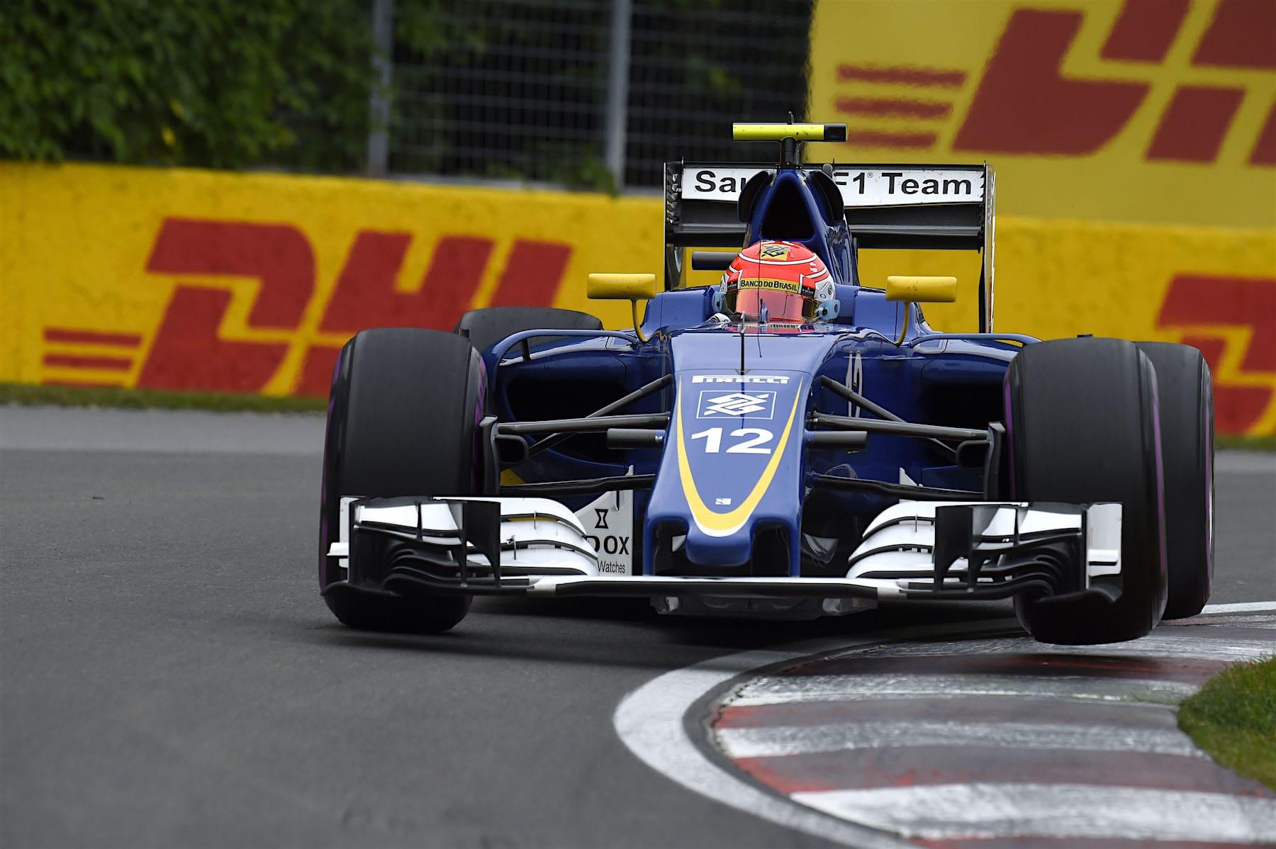 Salracing - Felipe Nasr | Sauber F1 Team