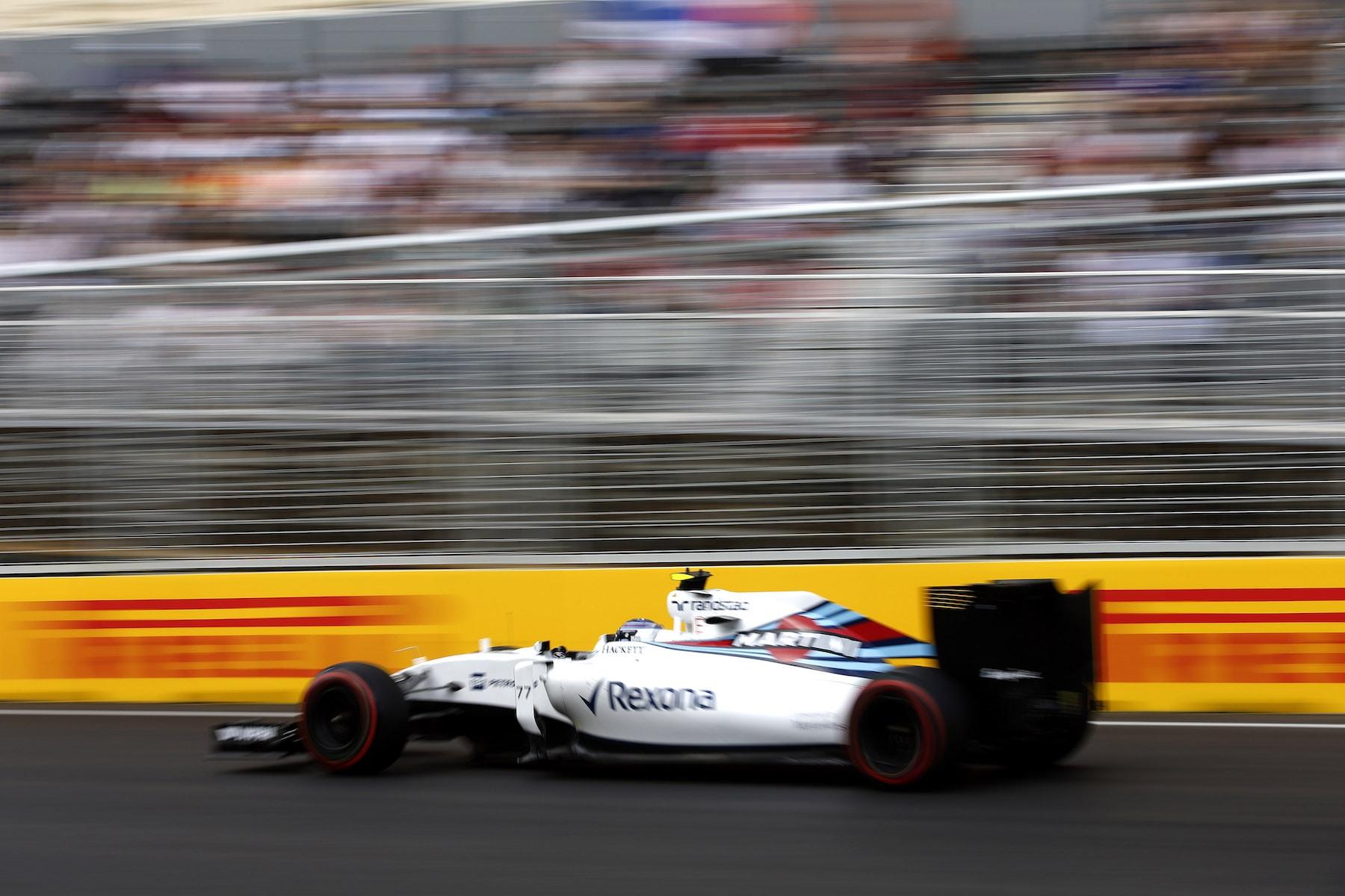 Salracing | Valtteri Bottas | Williams F1 Team
