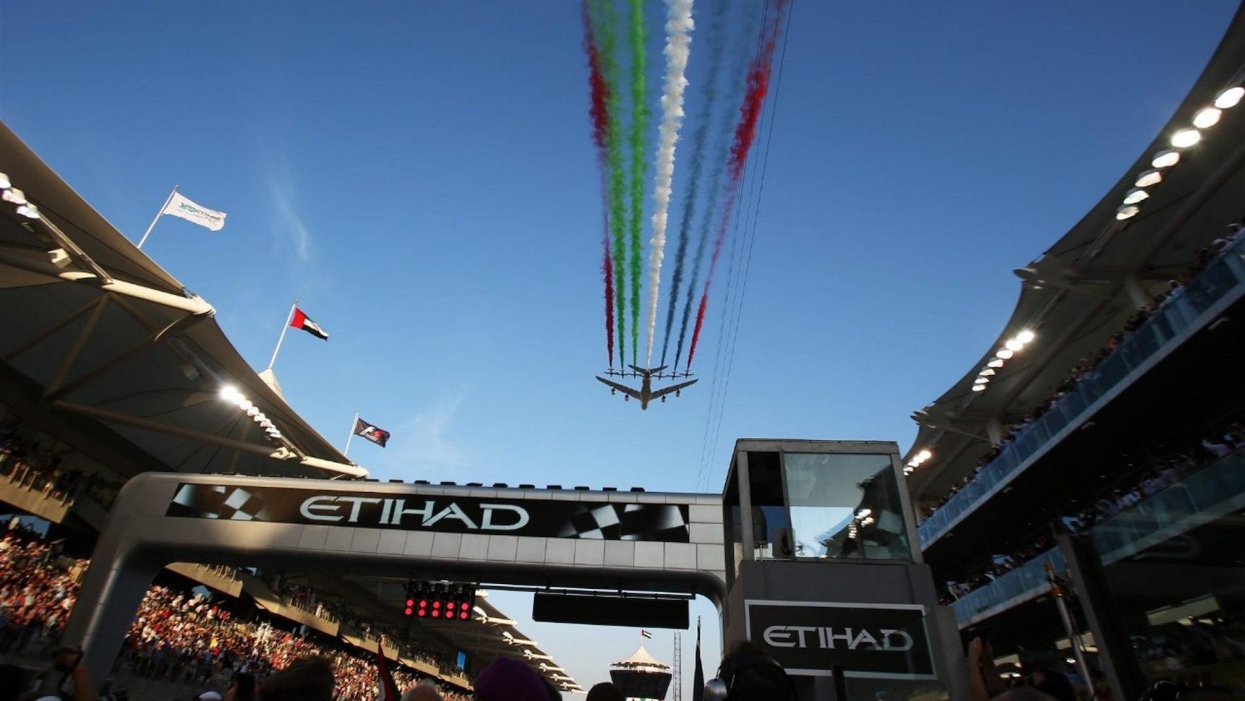 Salracing | Pre-race ceremonies at Baku