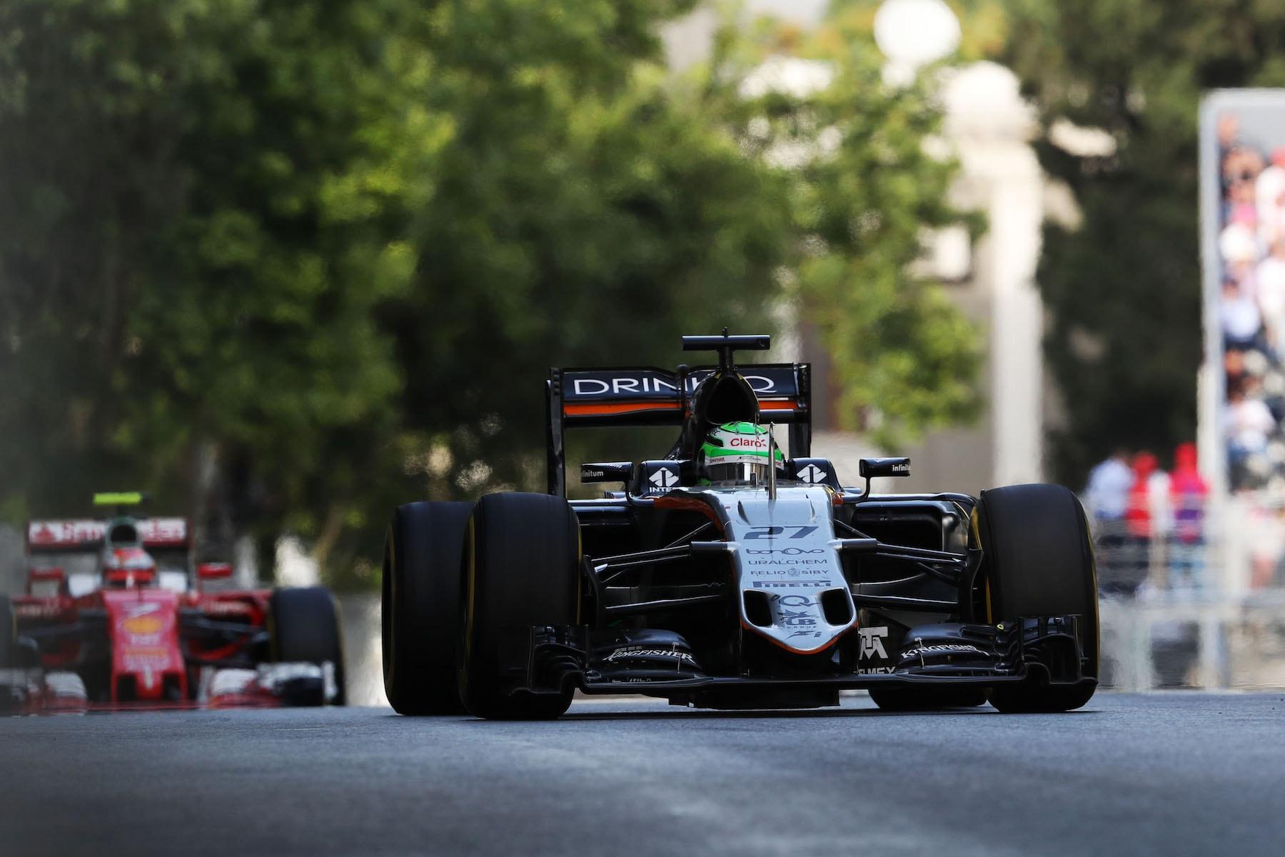 Salracing | Nico Hulkenberg | Sahara Force India