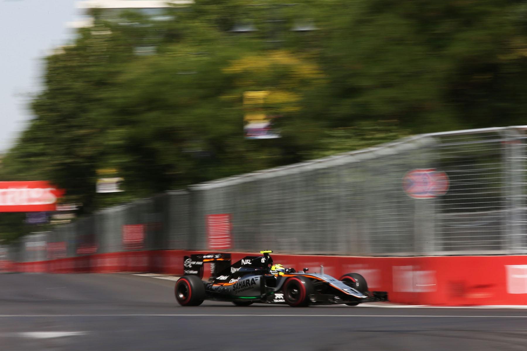 Salracing | Sergio Perez | Sahara Force India