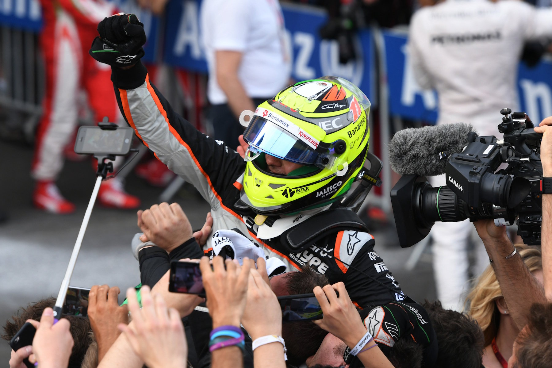 Salracing | Sergio Perez