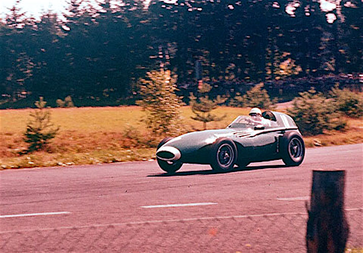 Stirling Moss | Vanwall