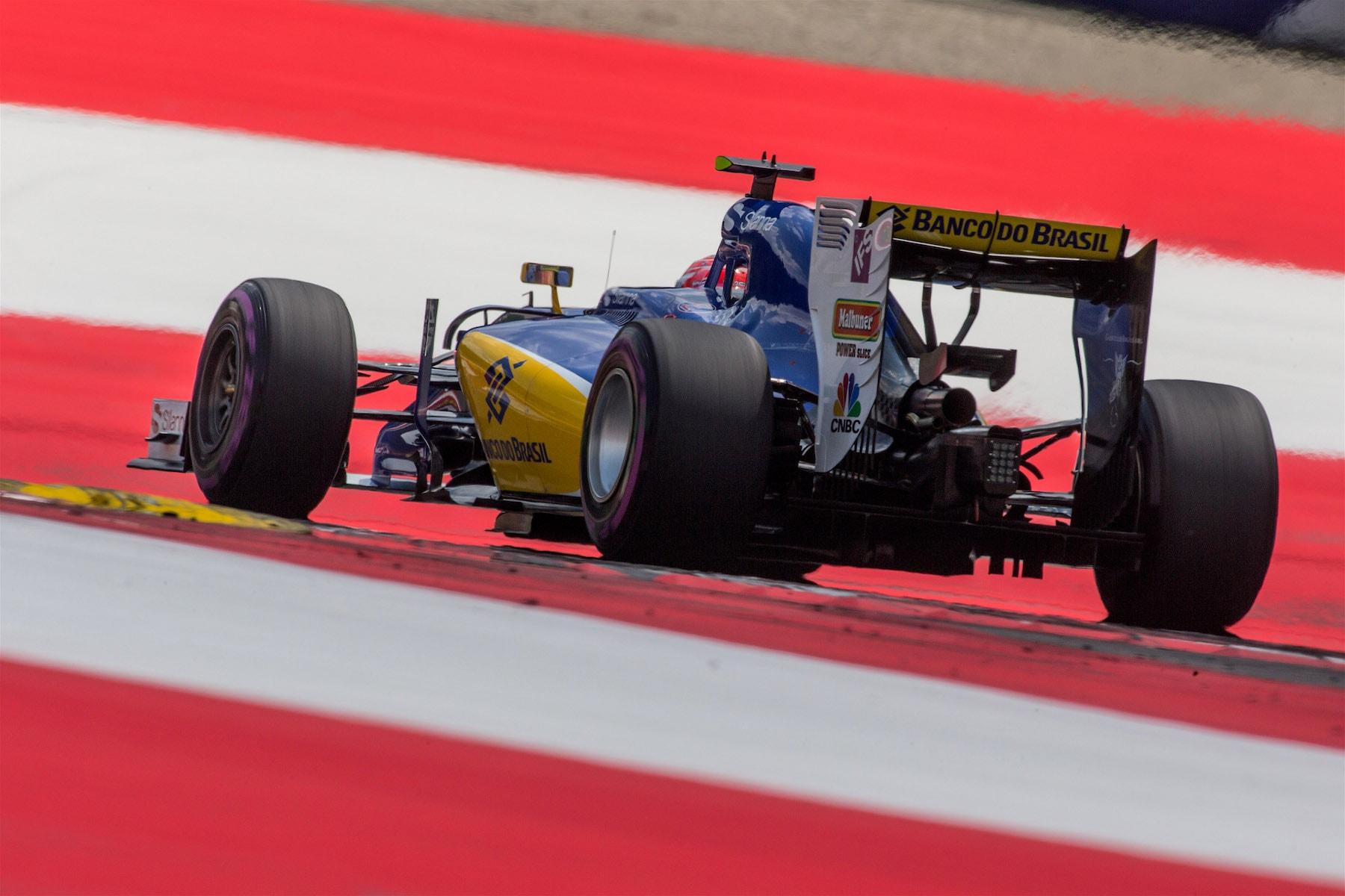Salracing - Felipe Nasr | Sauber C35-Ferrari