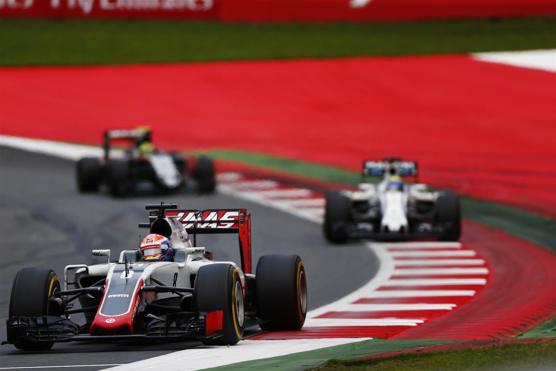 Salracing - Romain Grosjean | Haas VF-16