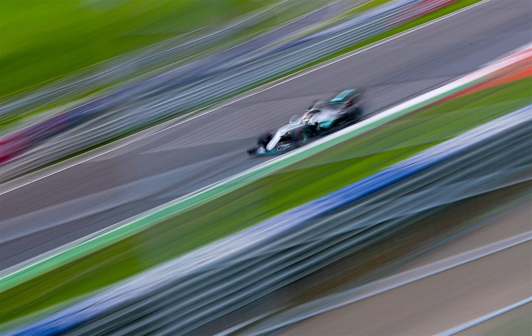 Salracing - Lewis Hamilton | Mercedes W07
