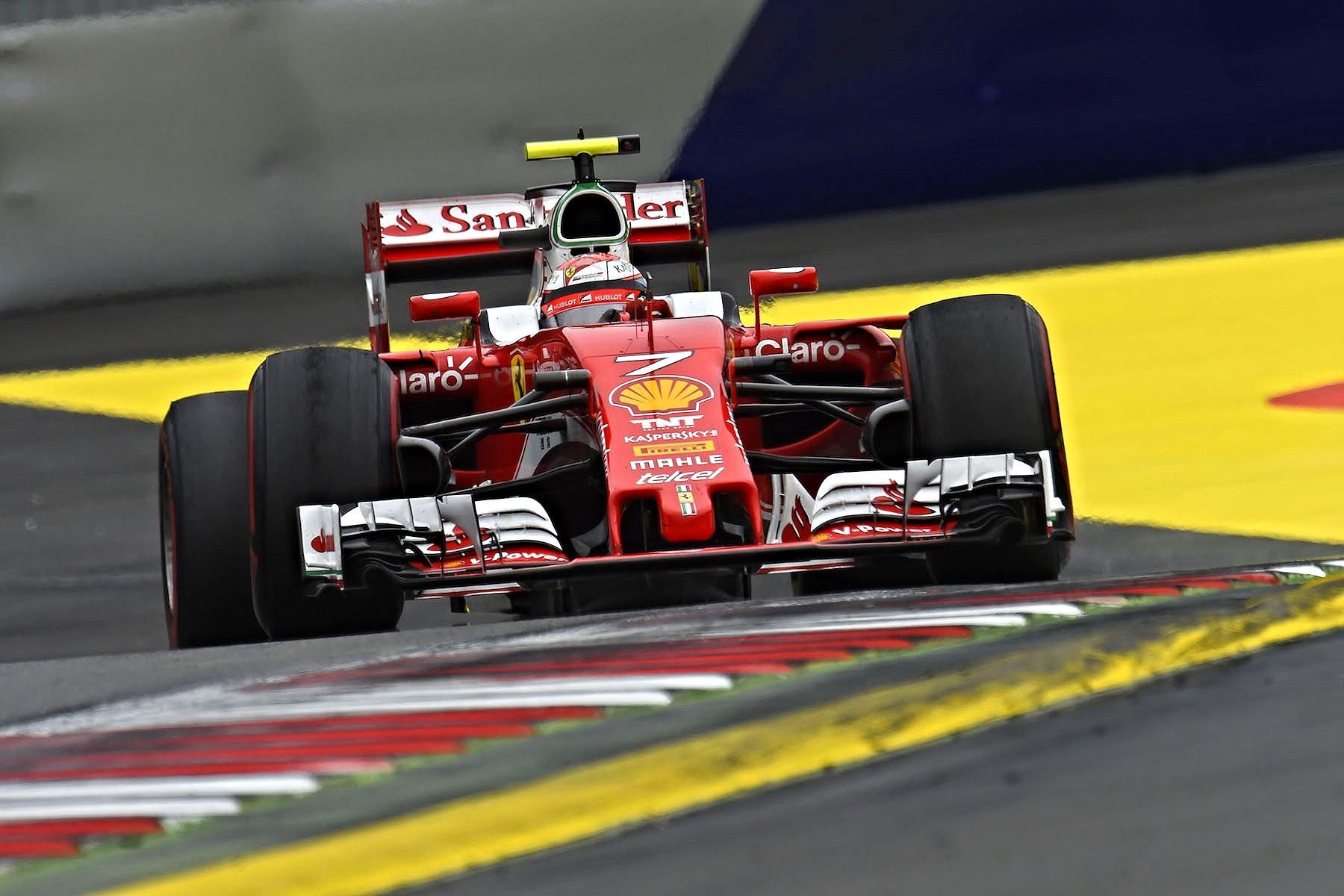 Salracing - Kimi Raikkonen | Ferrari SF16-H
