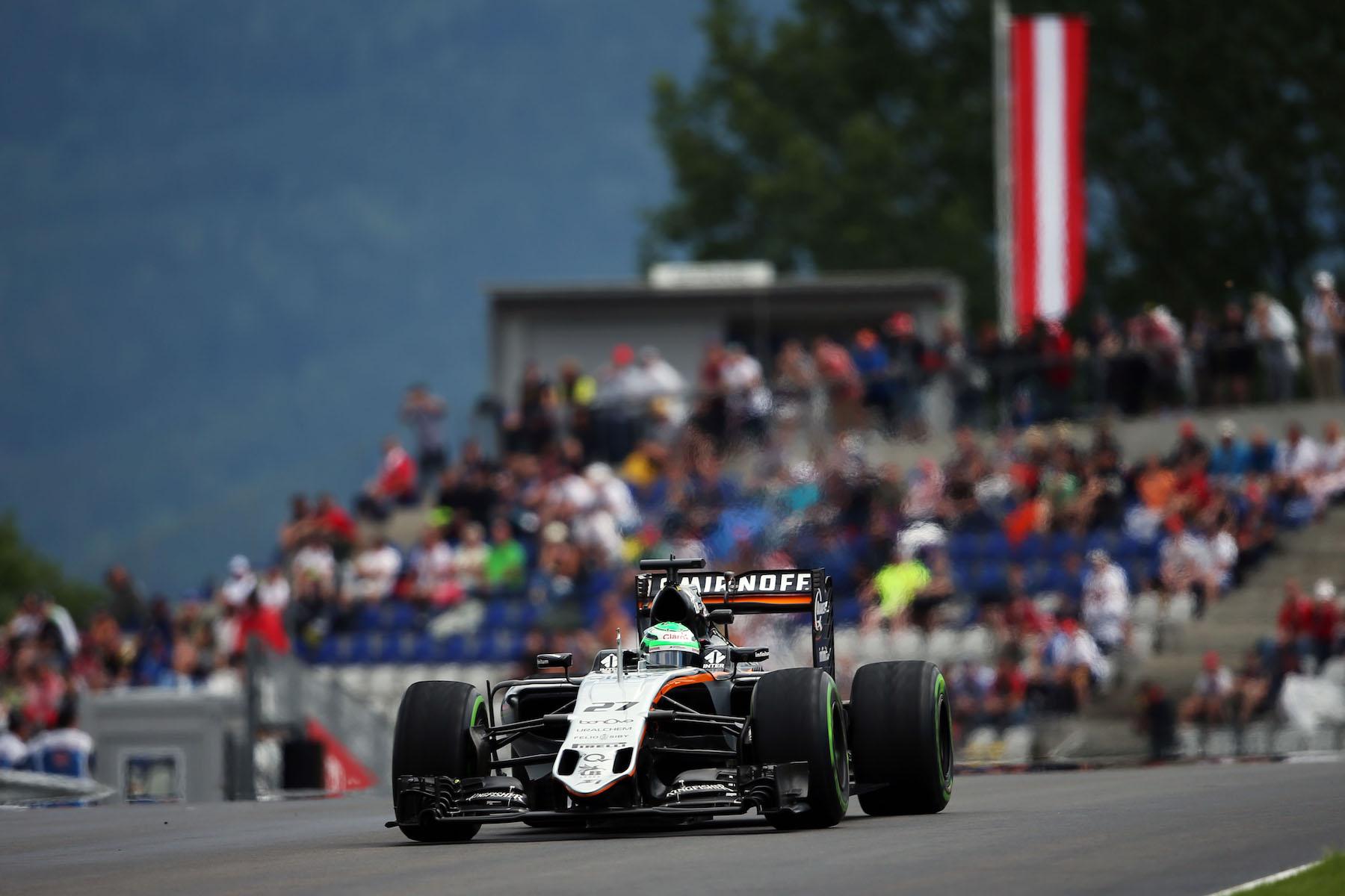 Salracing - Nico Hulkenberg | Force India VJM09
