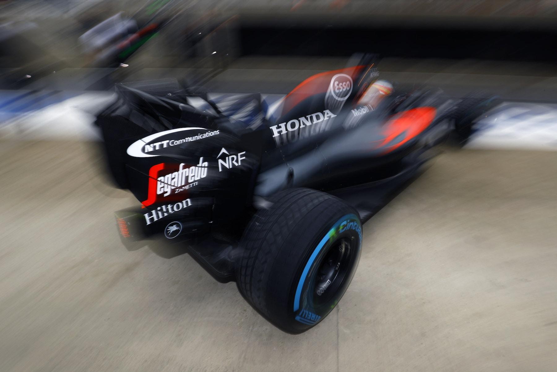 Salracing | Fernando Alonso | McLaren