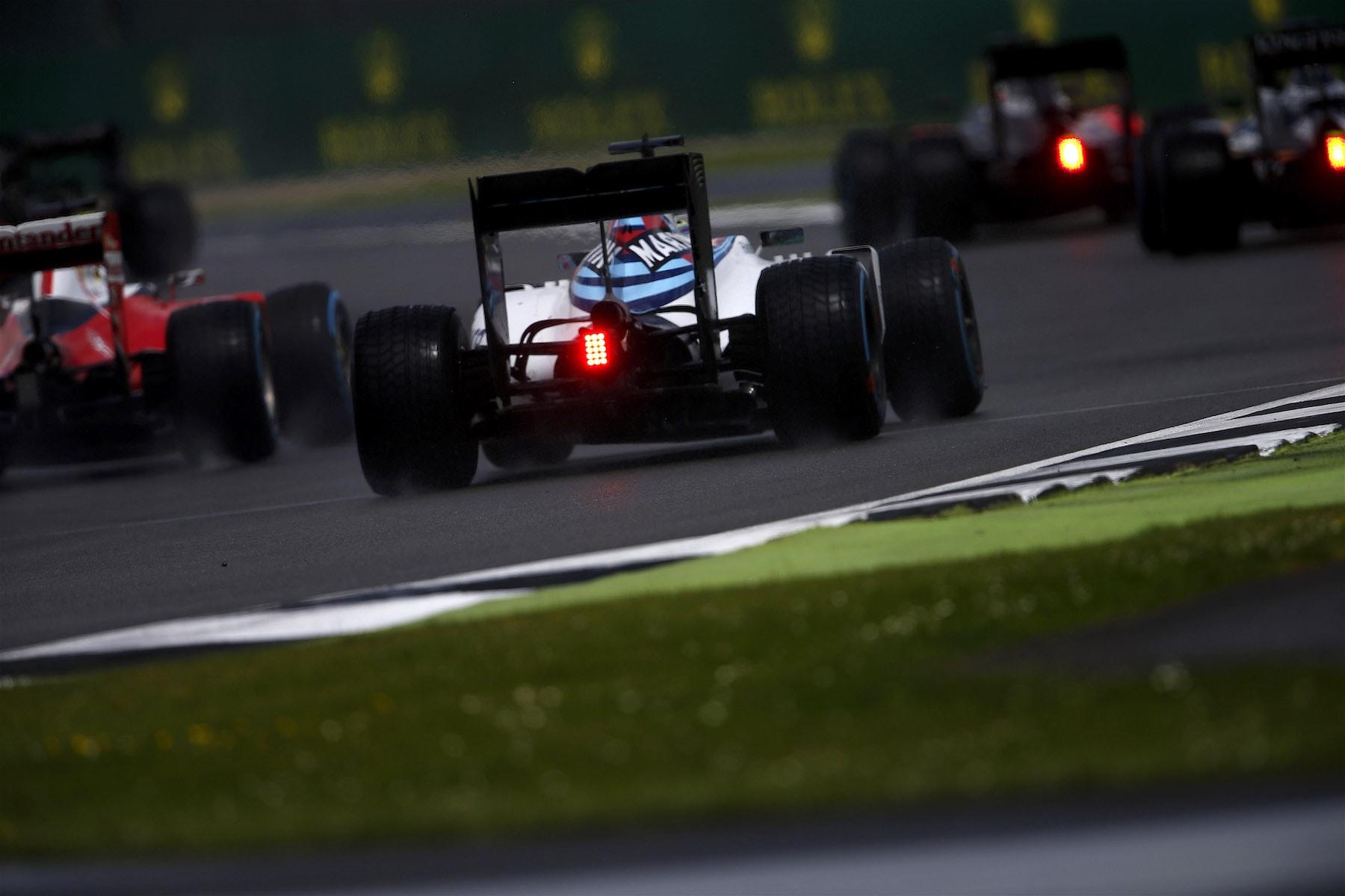 Salracing | Felipe Massa | Williams F1 team