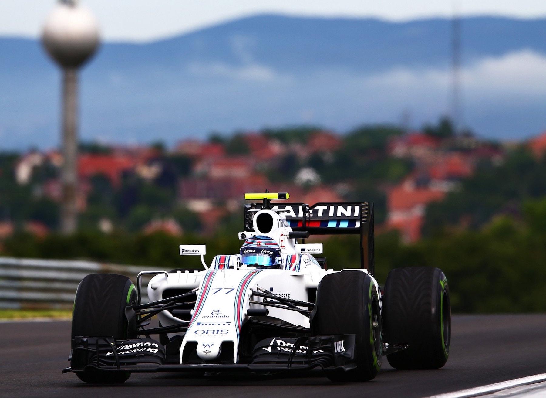 Salracing | Valtteri Bottas | Williams Martini Racing