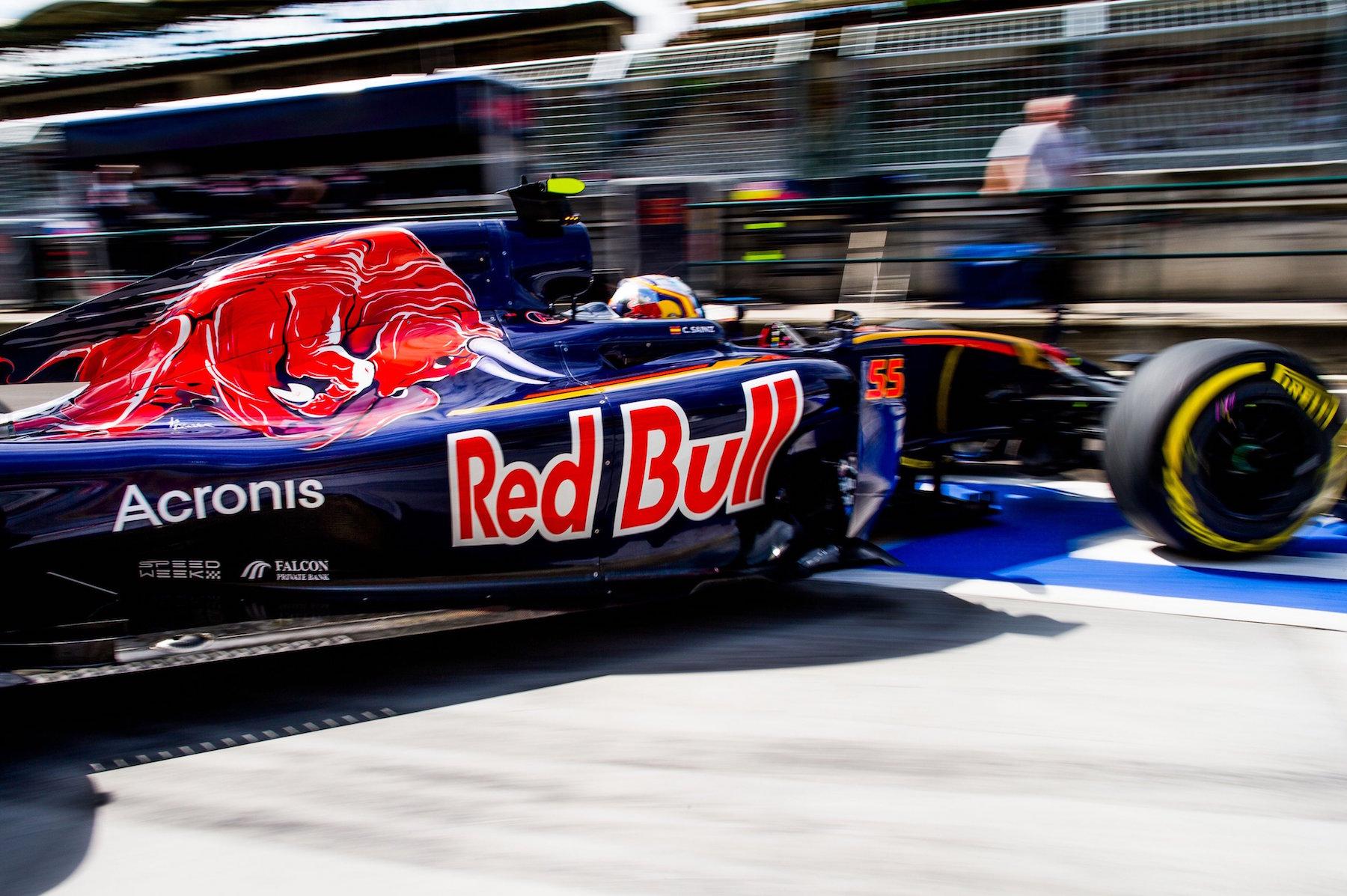 Salracing | Carlos Sainz | Scuderia Toro Rosso