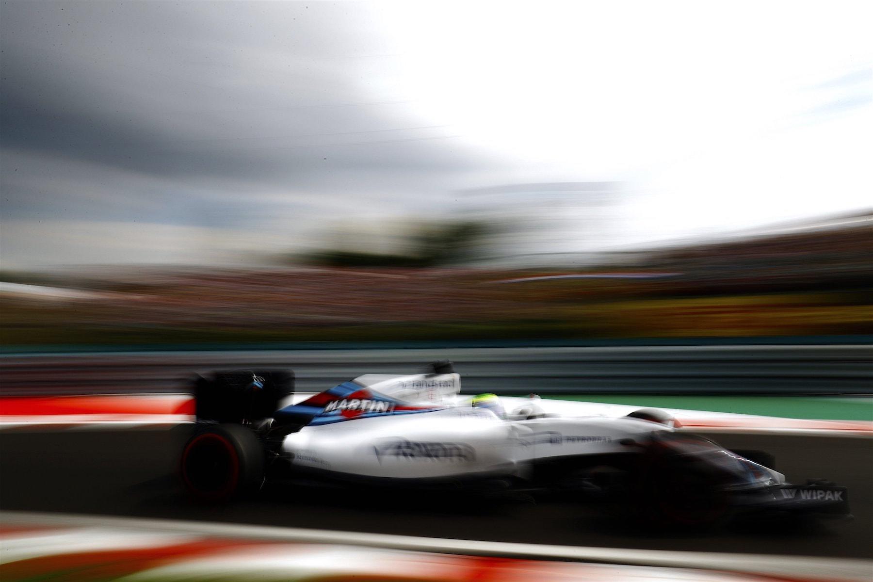 Salracing | Felipe Massa | Williams Martini Racing