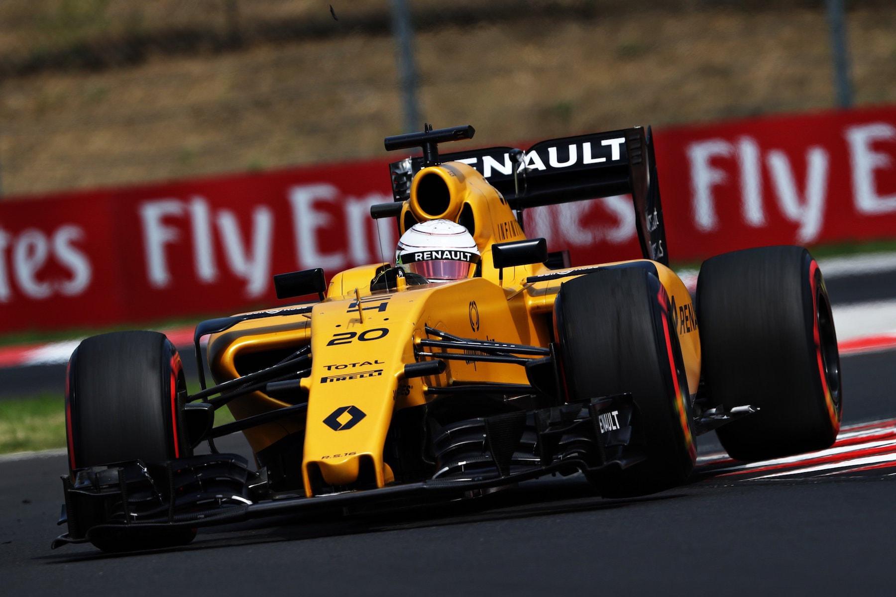 Salracing | Kevin Magnussen | Renault Sport F1