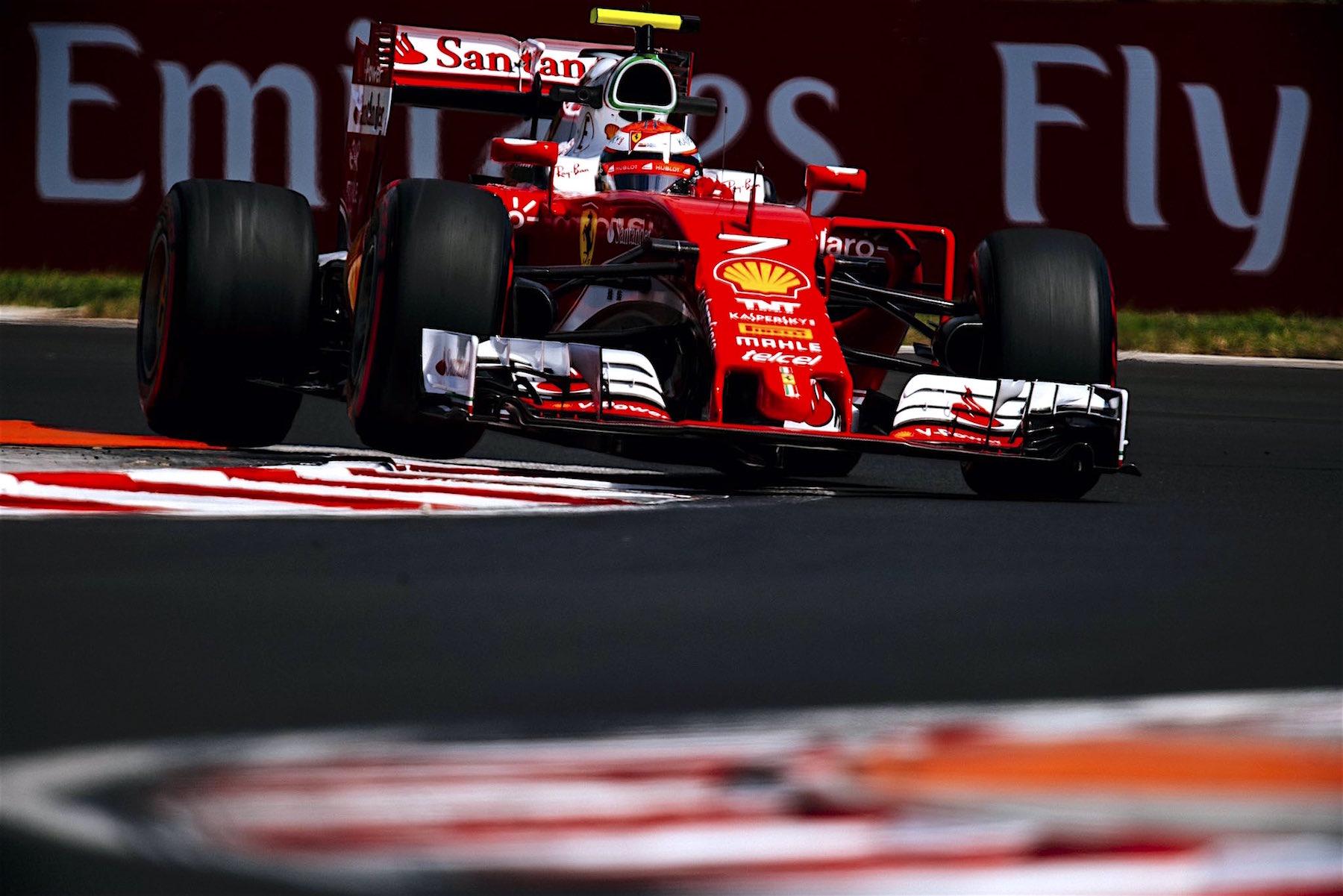 Salracing | Kimi Raikkonen | Scuderia Ferrari