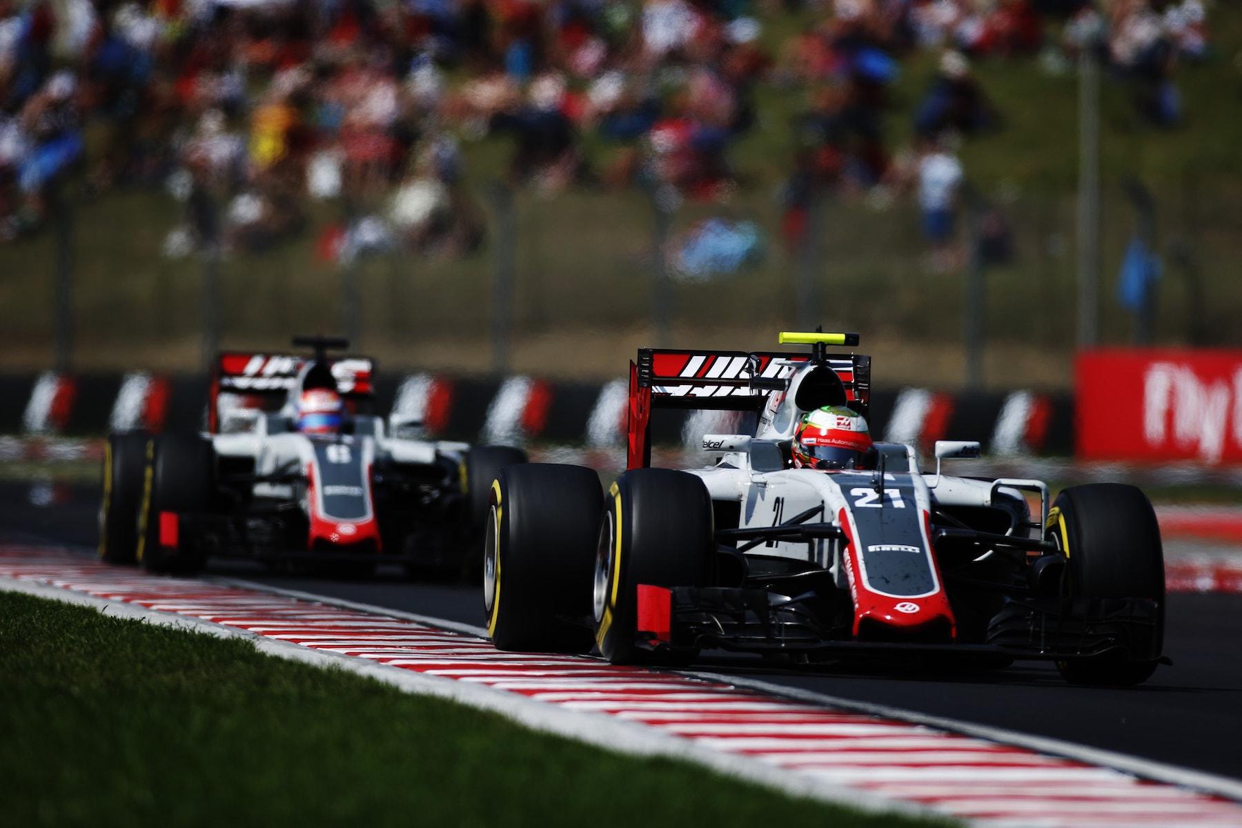Salracing | Esteban Gutierrez | Haas F1 Team