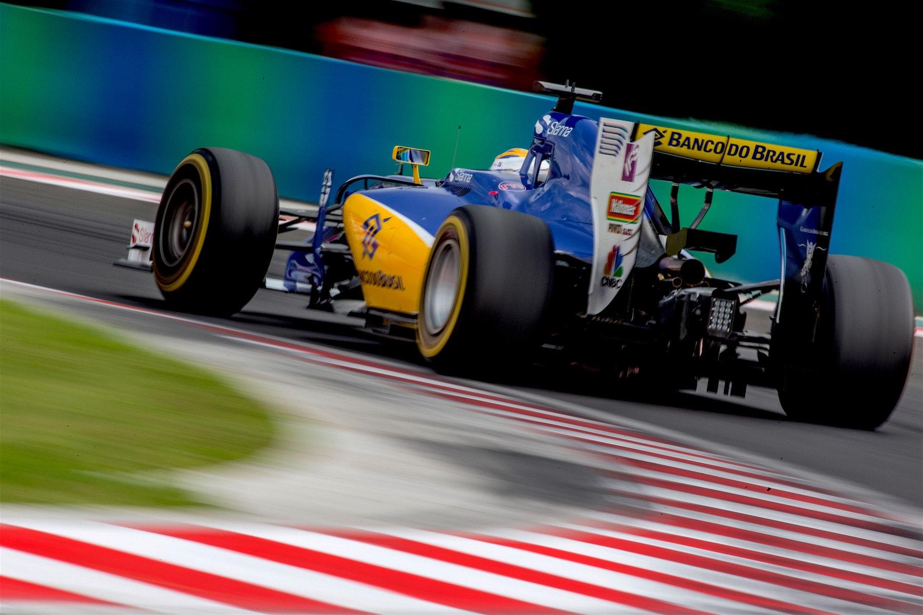 Salracing | Marcus Ericsson | Sauber F1 Team