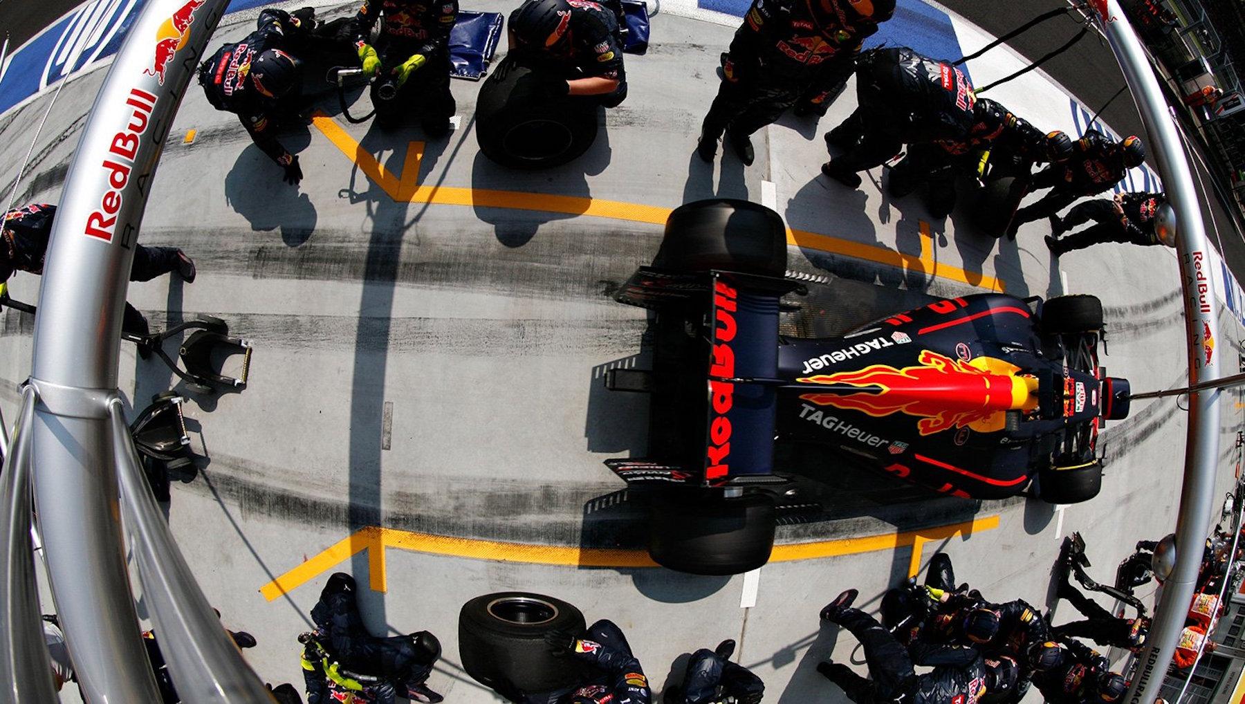 Salracing - Red Bull Racing