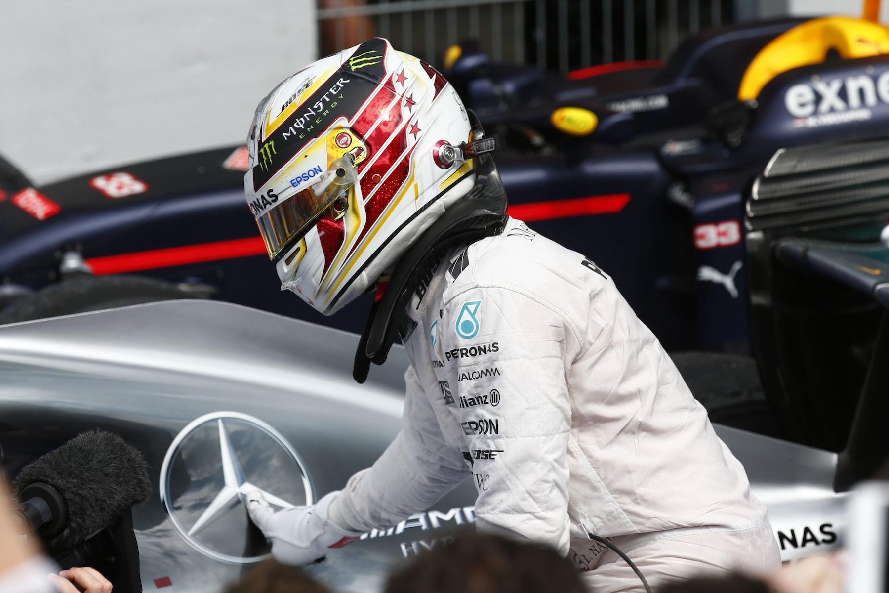 Salracing - Lewis Hamilton | Mercedes AMG Petronas
