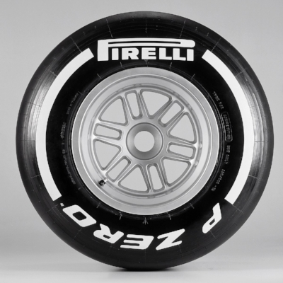 Salracing - Pirelli Medium - White