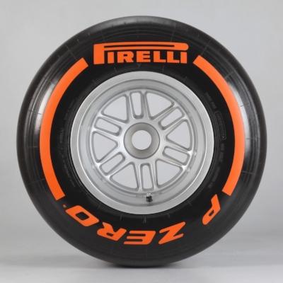 Salracing - Pirelli Hard - Orange