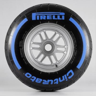 Salracing - Pirelli Wet - Blue