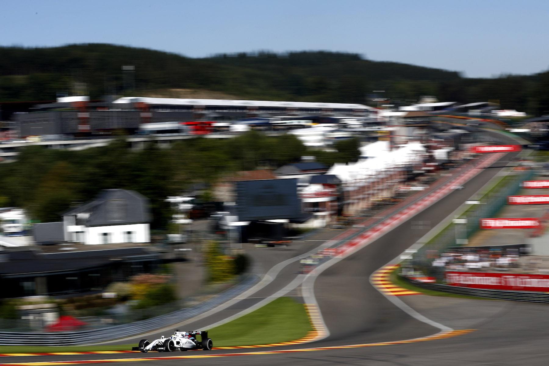 Salracing - Valtteri Bottas | Williams FW38