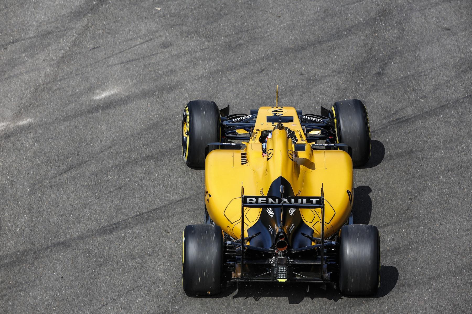 Salracing - Jolyon Palmer | Renault RS16