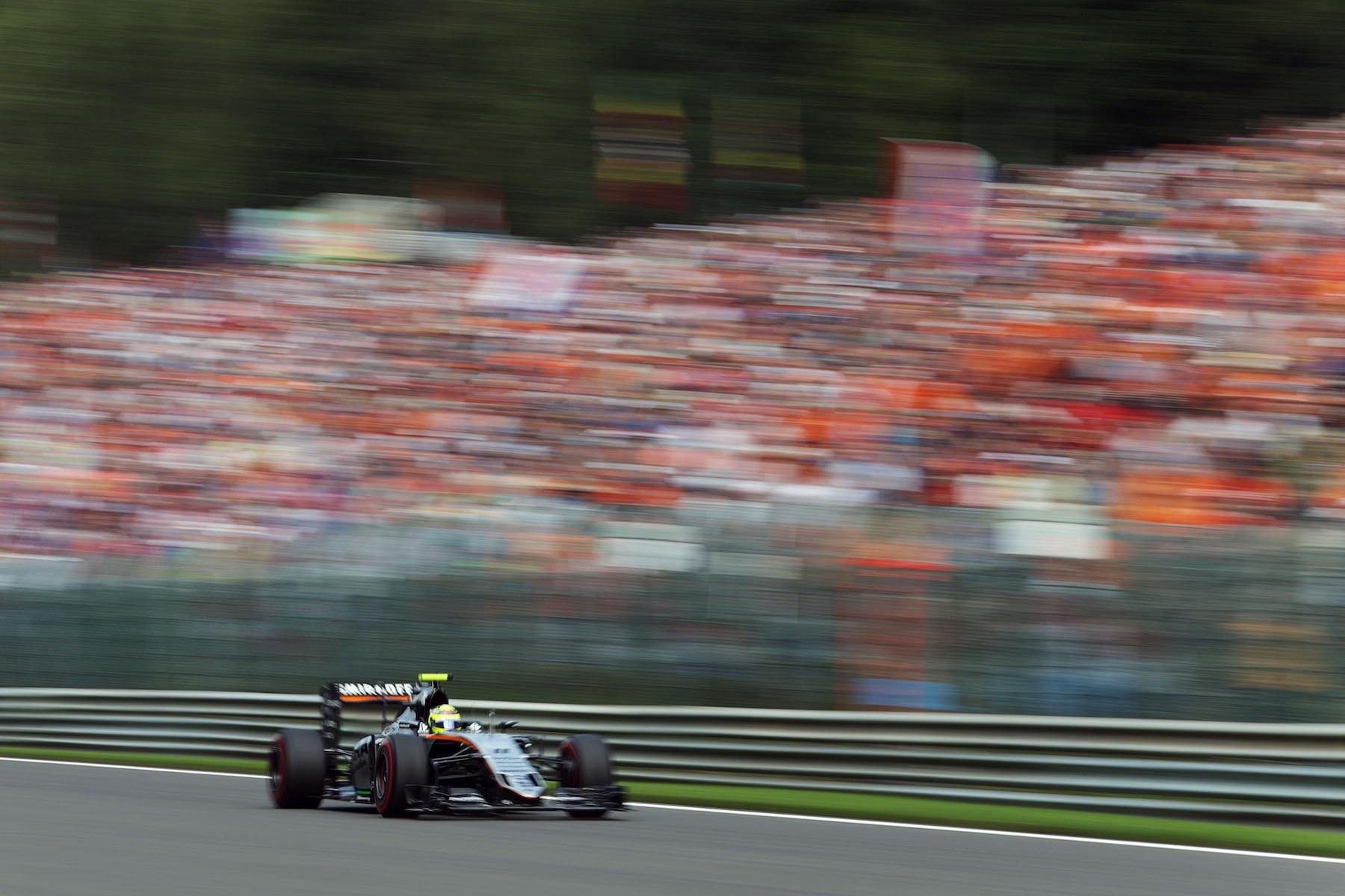 Salracing - Sergio Perez | Force India VJM09