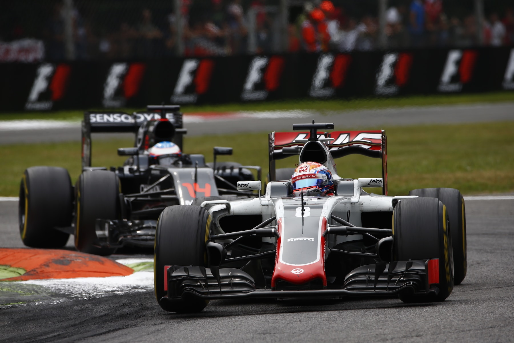 Salracing - Romain Grosjean | Haas F1 Teram
