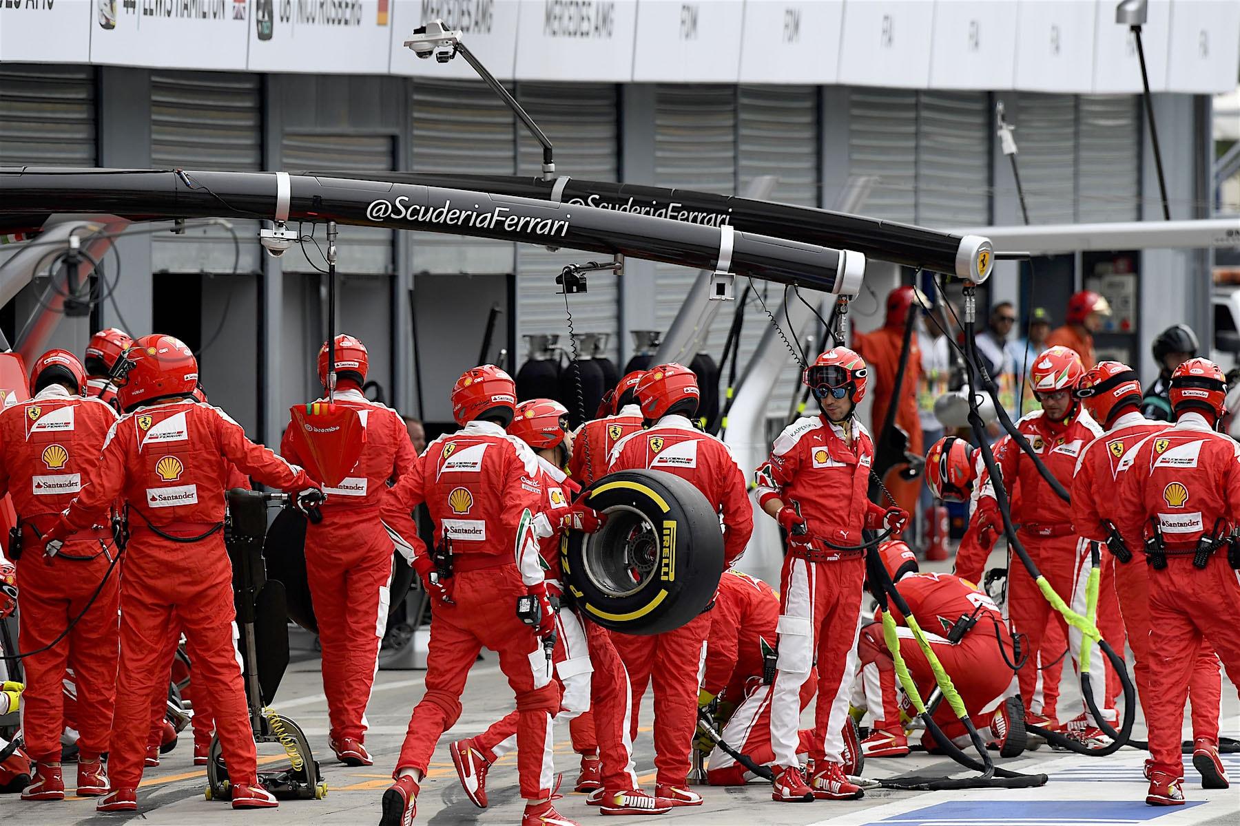 Salracing - Scuderia Ferrari