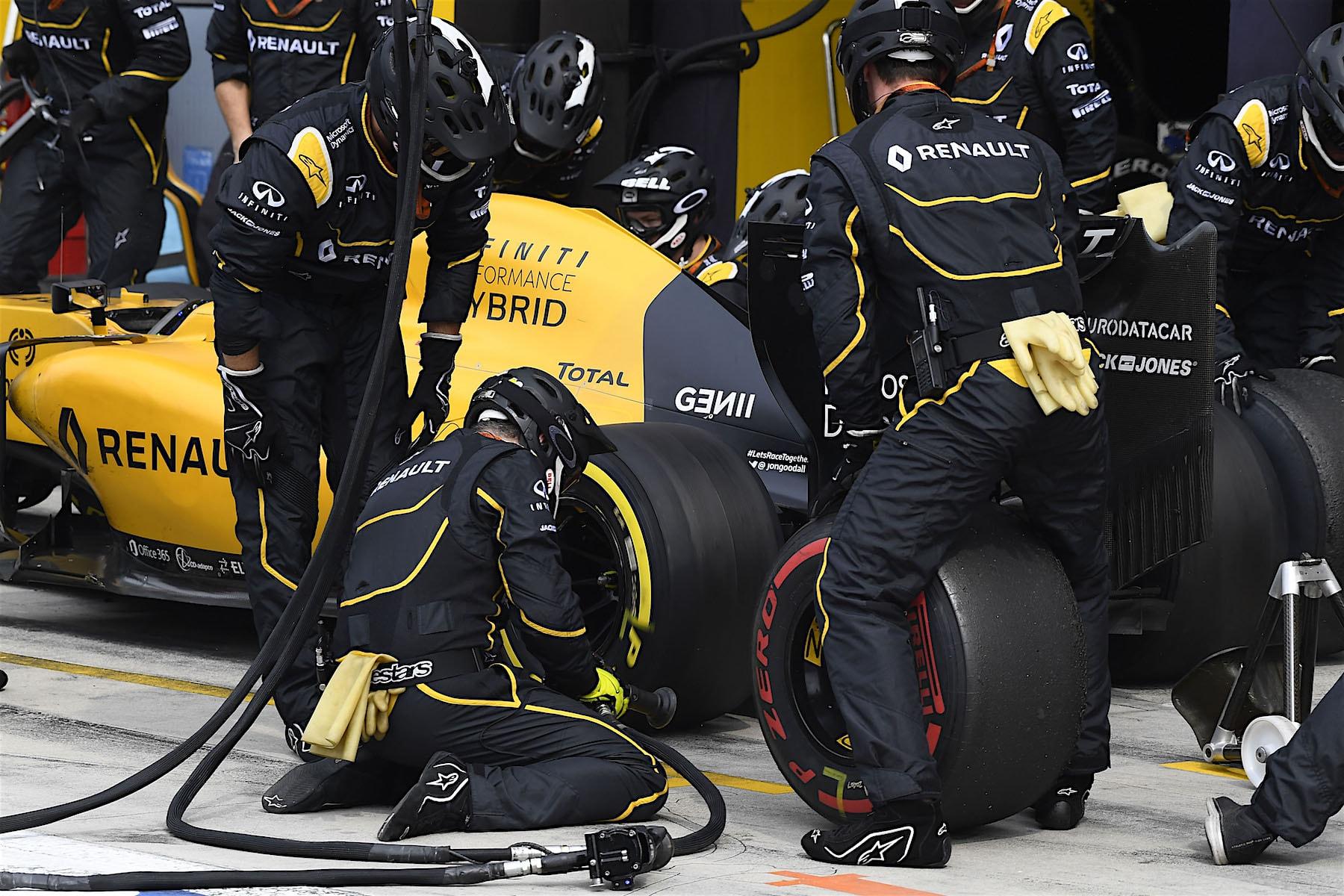 Salracing - Renault Sport F1