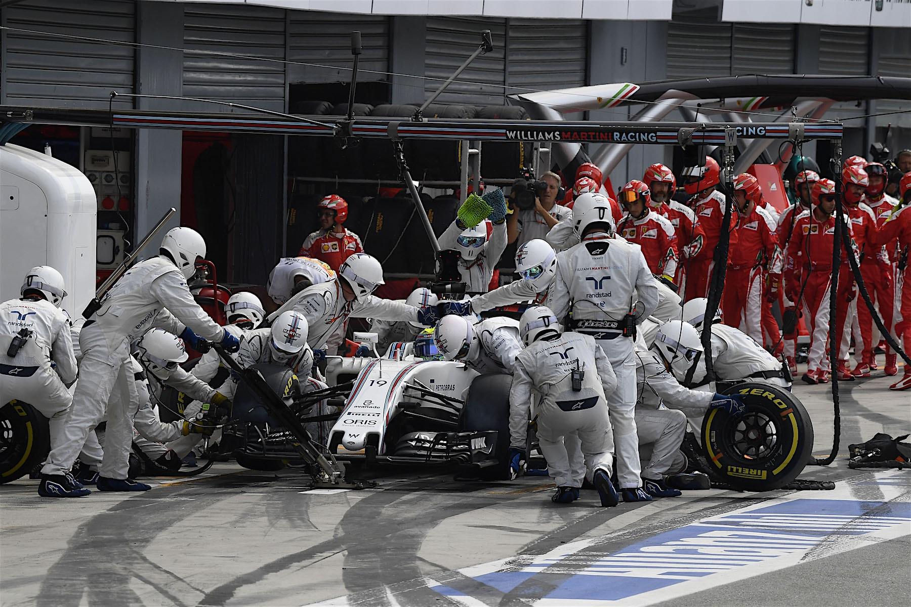 Salracing - Williams Martini Racing