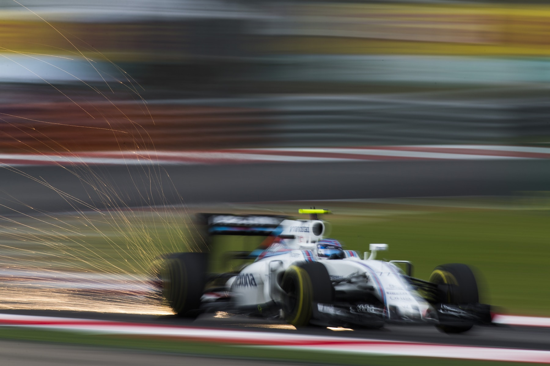 Salracing - Valtteri Bottas | Williams Martini Racing
