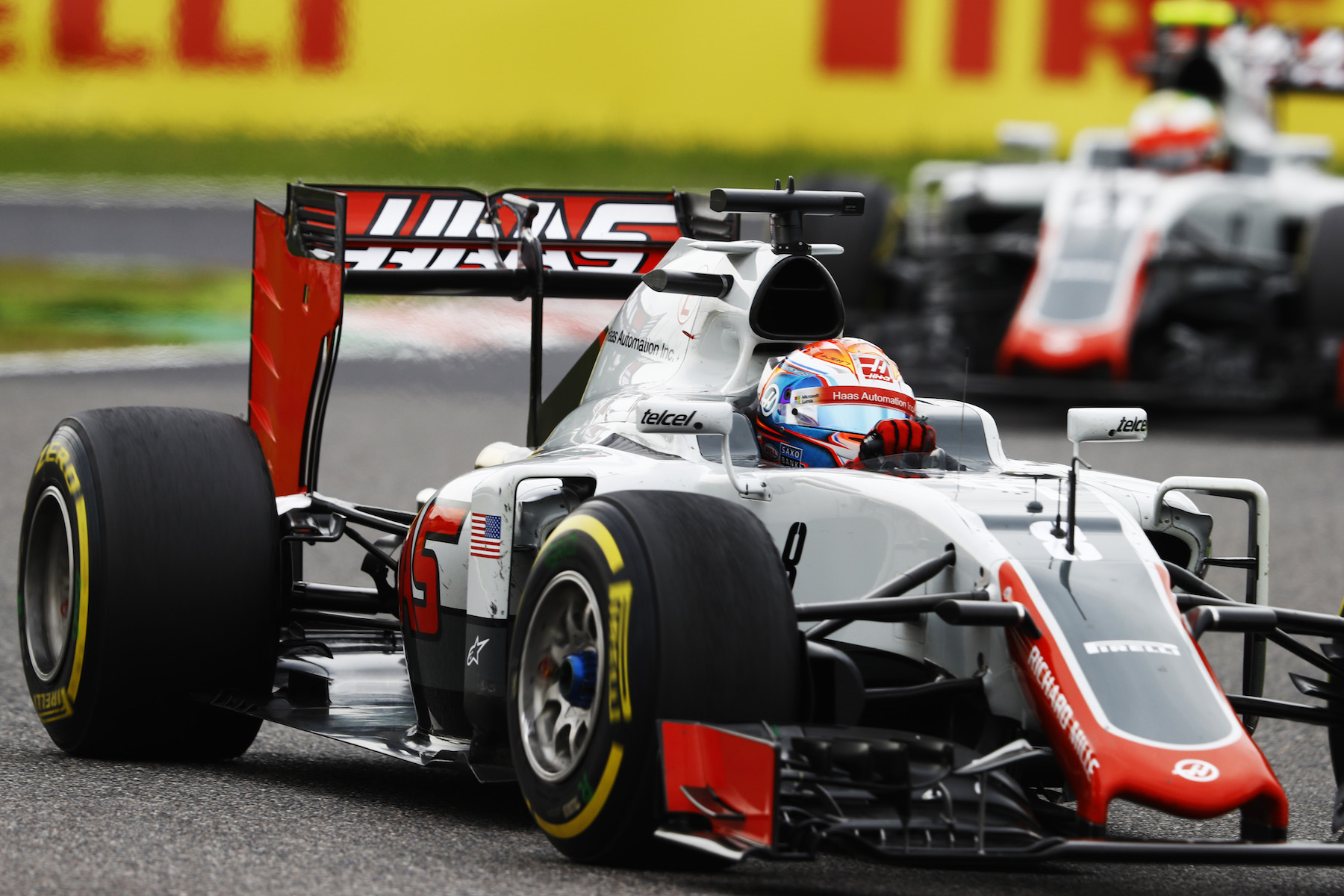 Salracing - Haas F1 Team