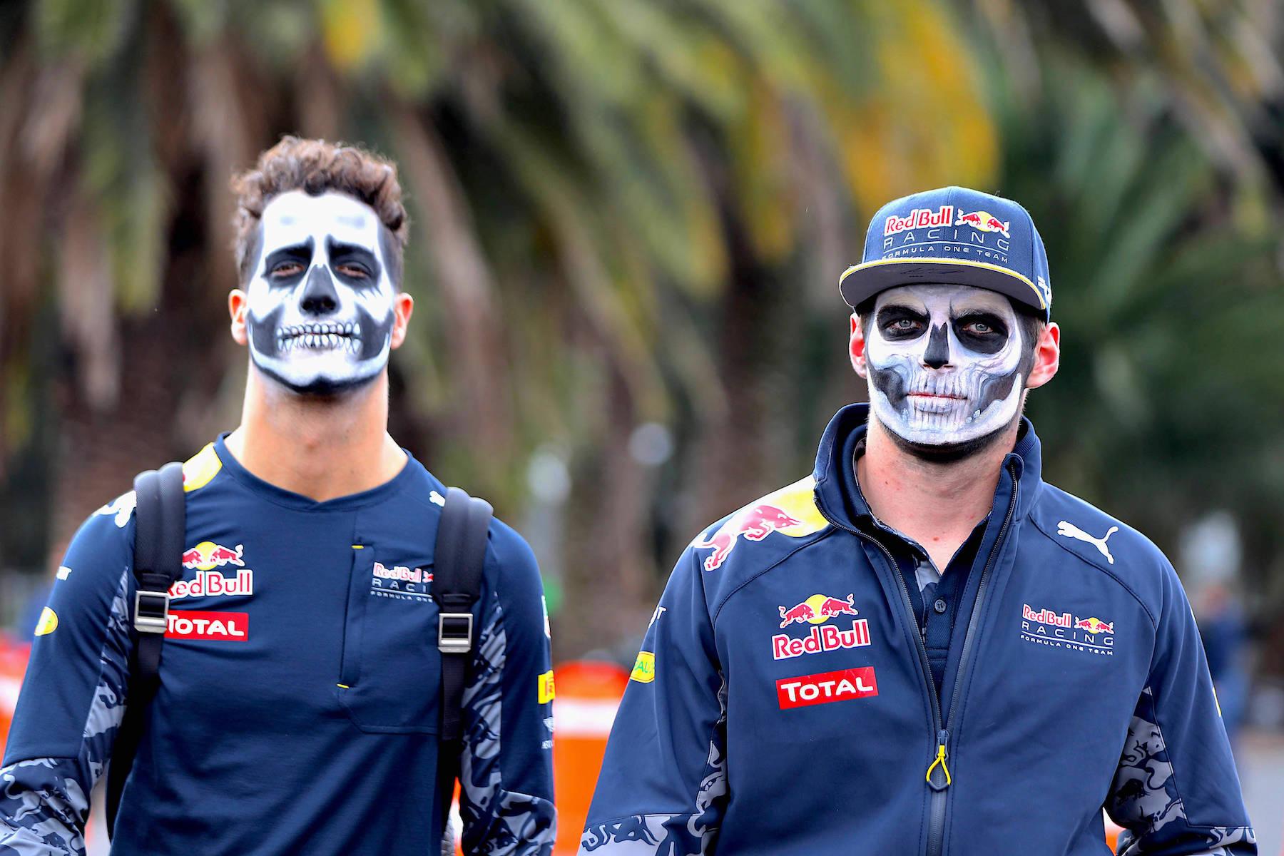 Salracing - Red Bull drivers