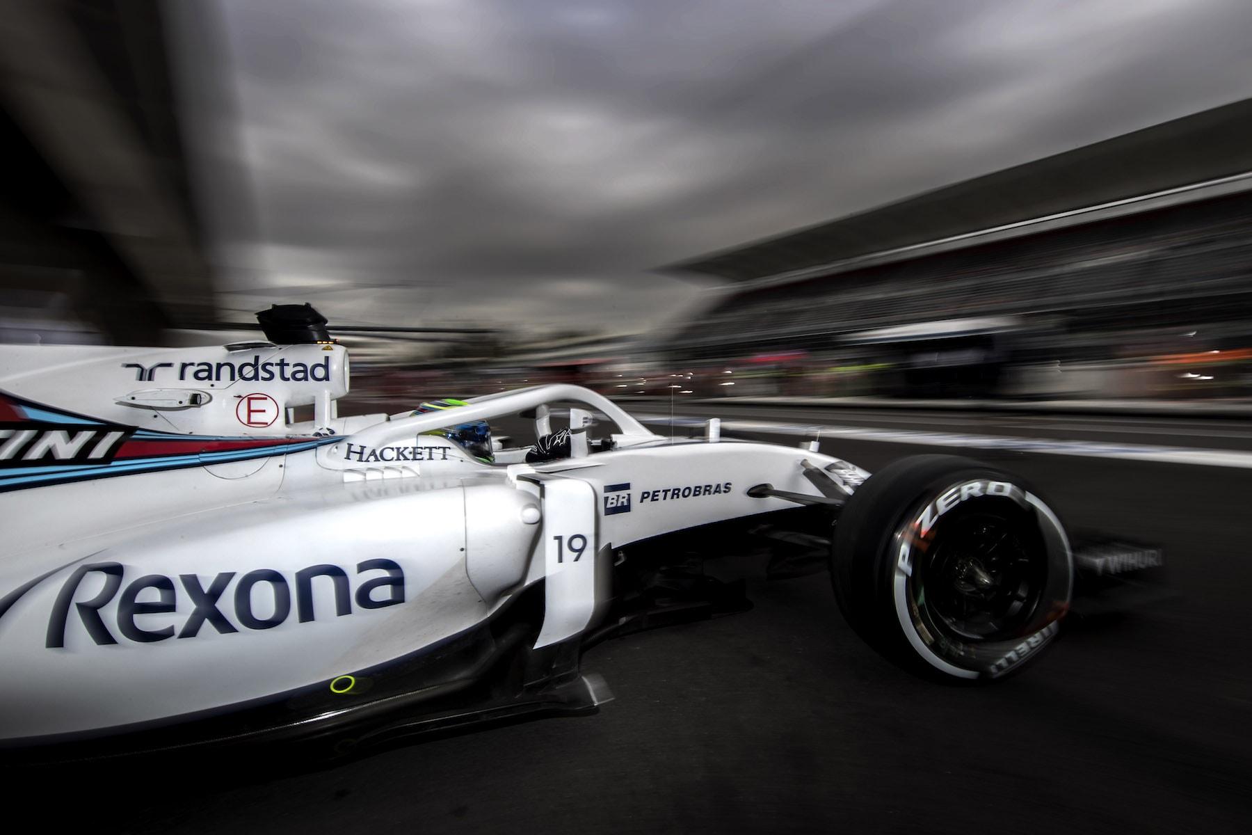 Salracing - Felipe Massa   Williams Martini Racing