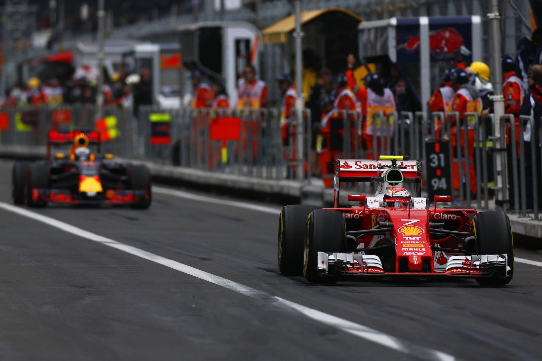 Salracing - Kimi Raikkonen   Scuderia Ferrari