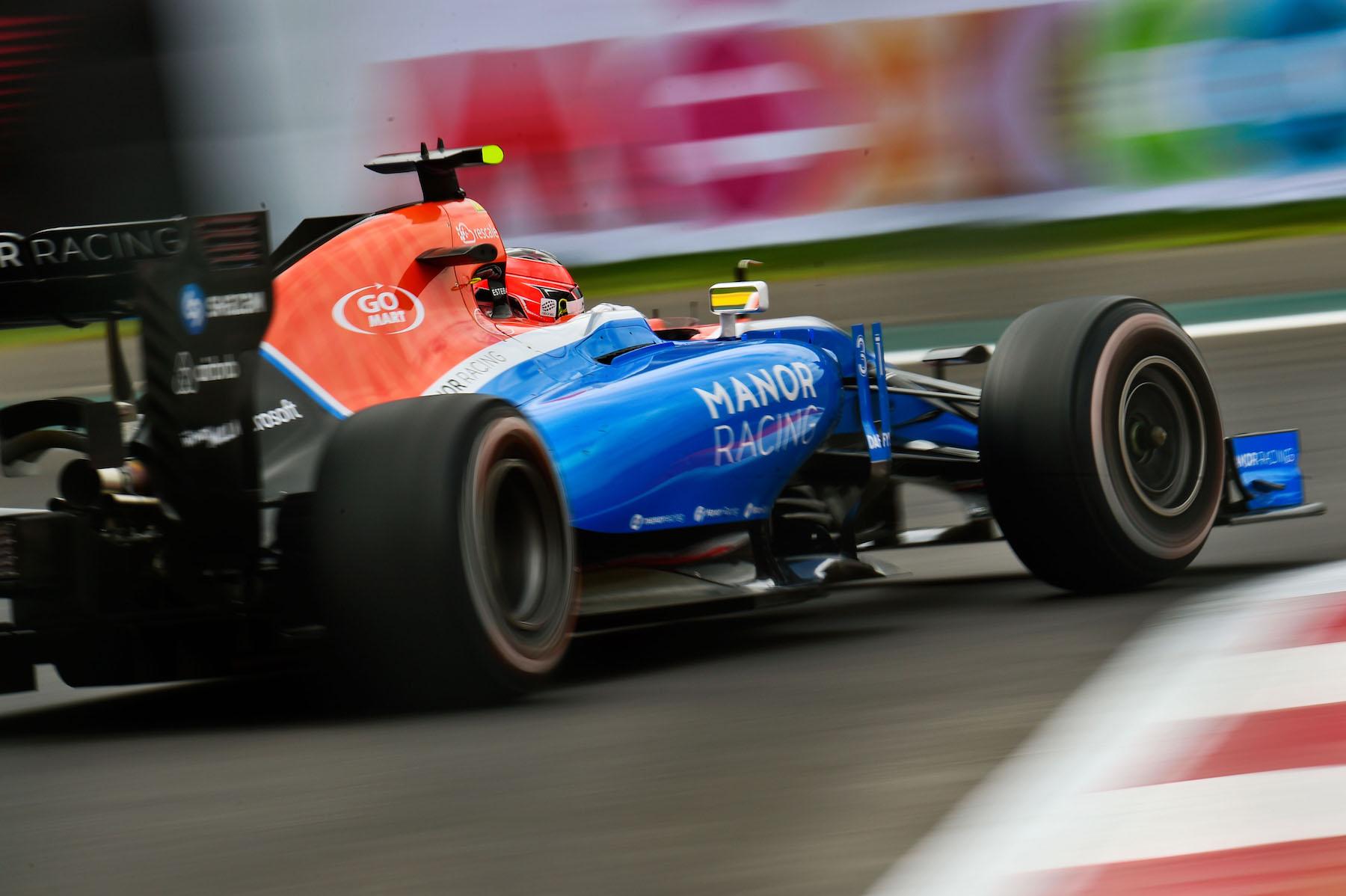 Salracing - Esteban Ocon   Manor Racing