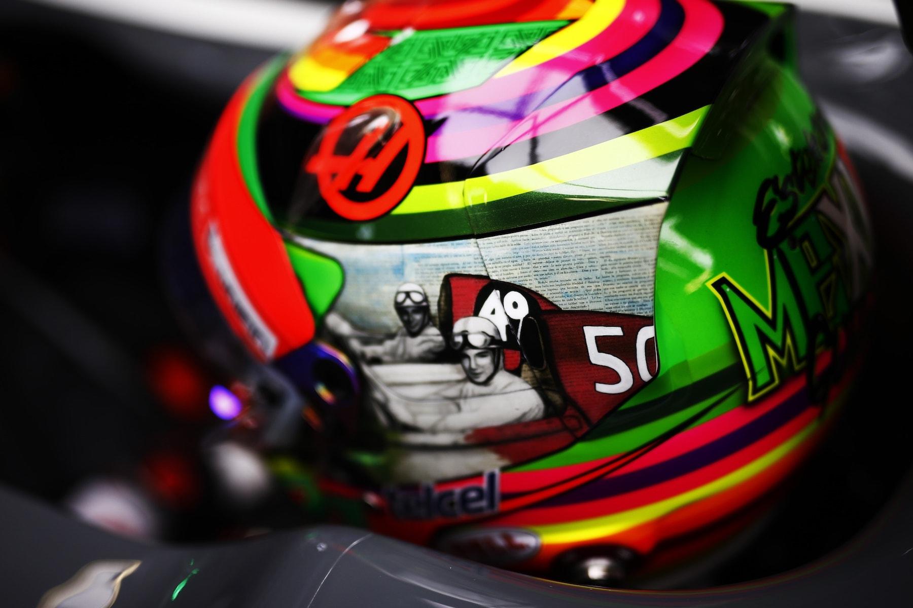 Salracing - Esteban Gutierrez   Haas F1 Team