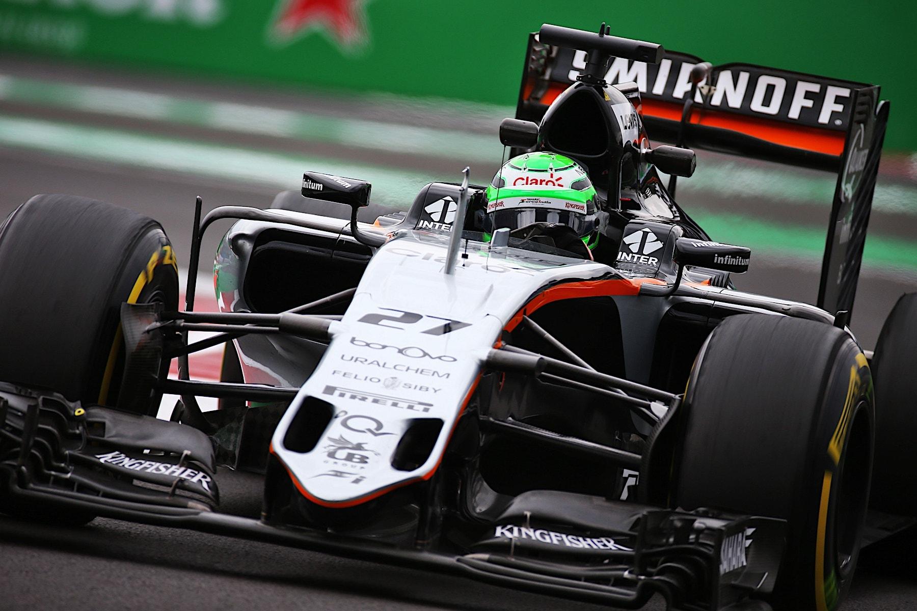 Salracing - Nico Hulkenberg   Sahara Force India