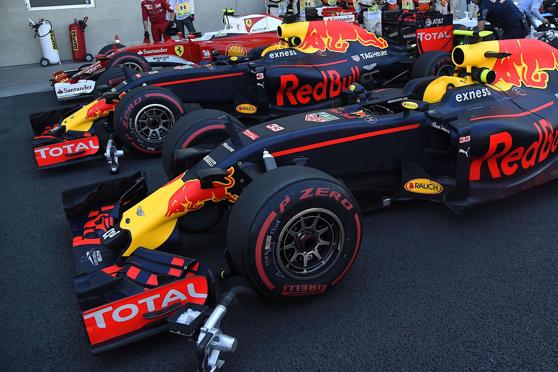 Salracing - Red Bull Racing cars