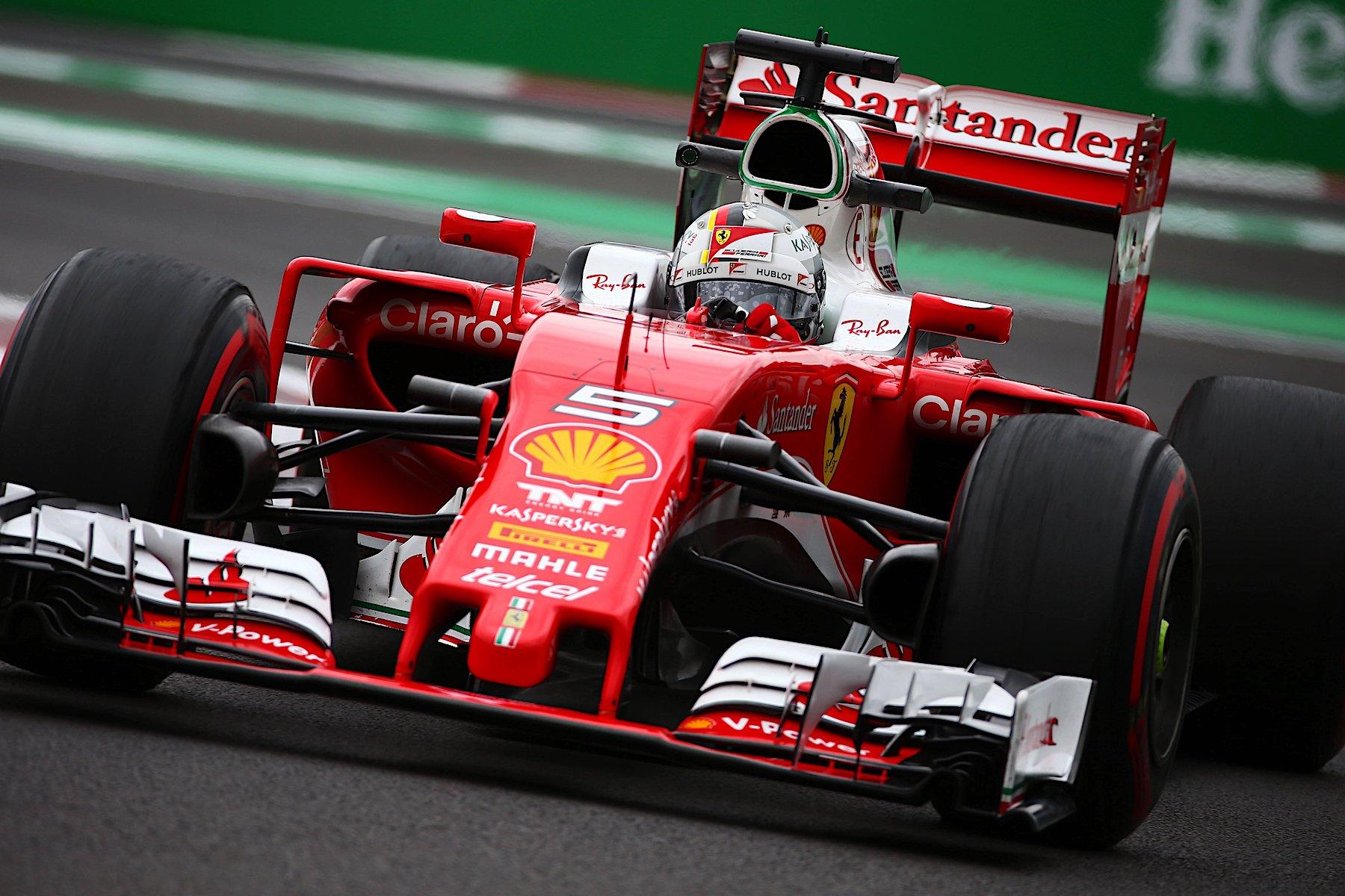 Salracing - Sebastian Vettel   Scuderia Ferrari