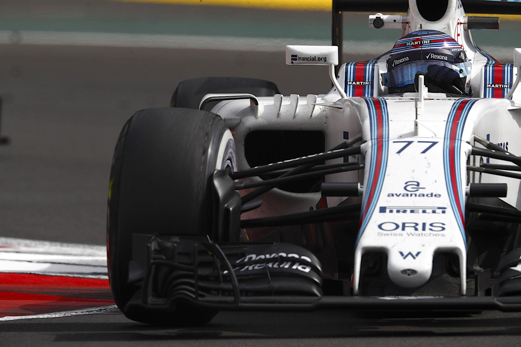 Salracing - Valtteri Bottas   Williams Martini Racing