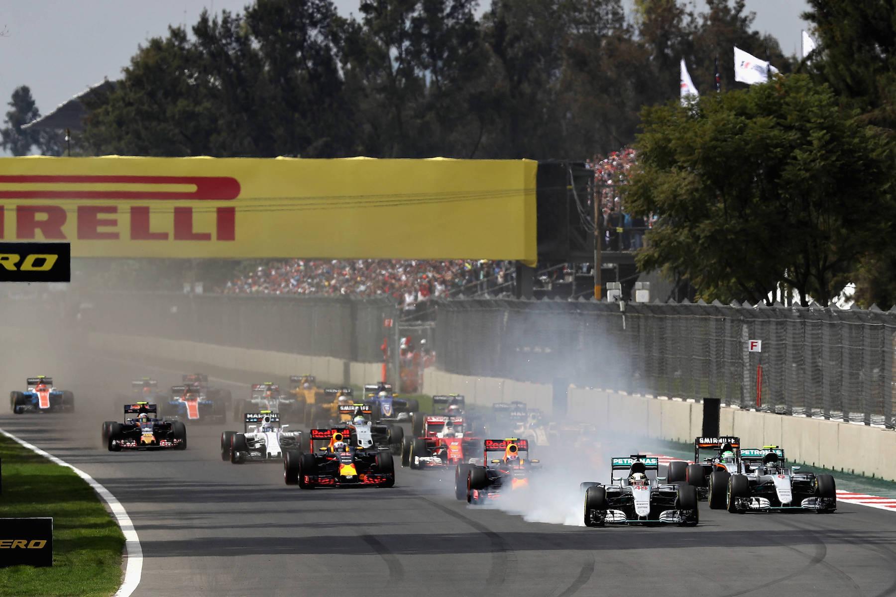 Salracing - Mexican Grand Prix