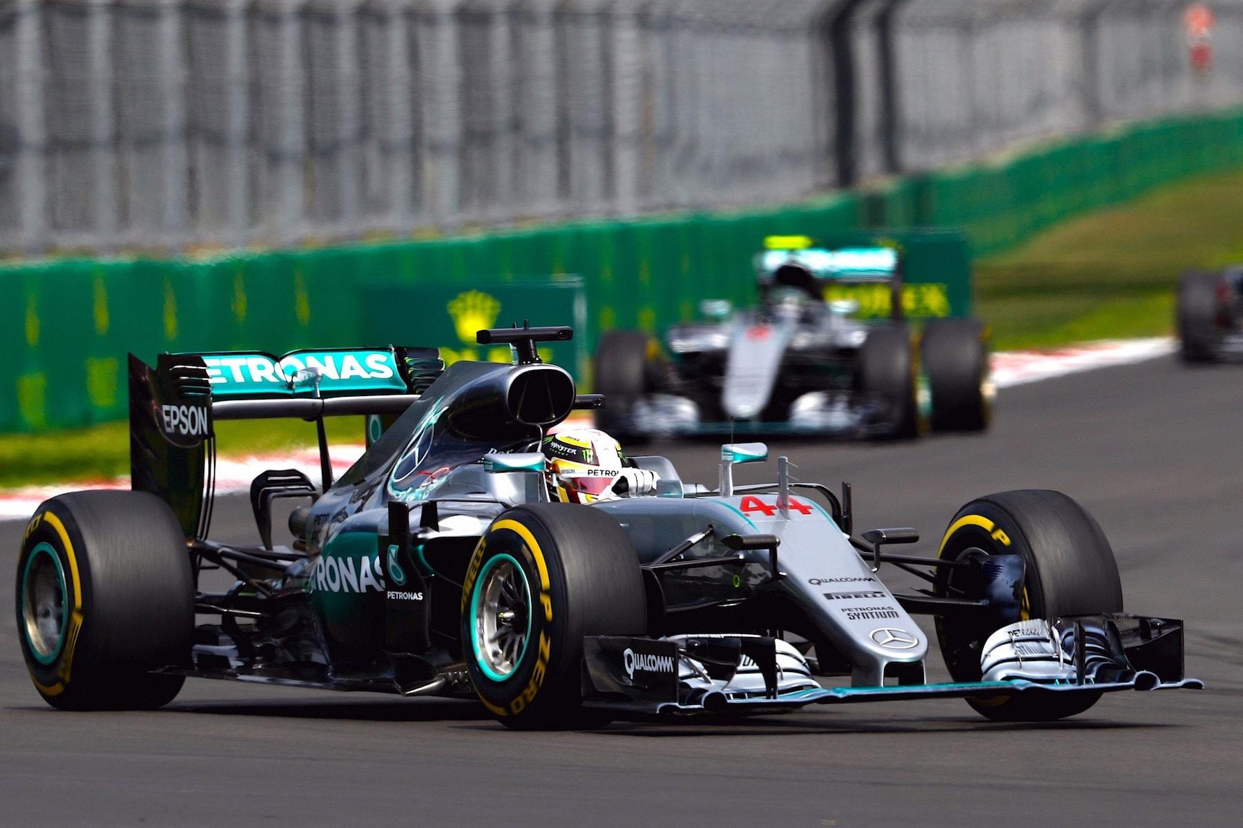 Salracing - Lewis Hamilton   Mercedes AMG Petronas