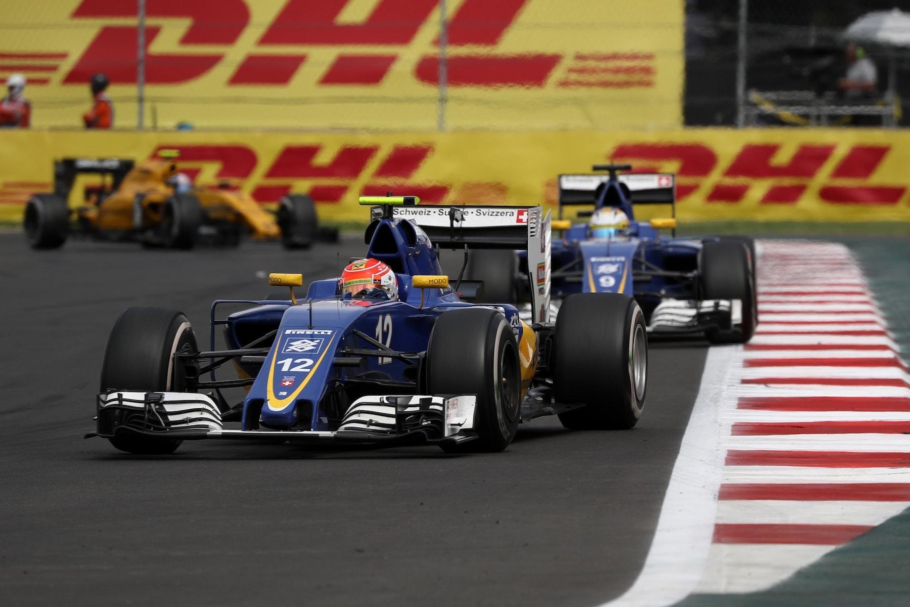 Salracing - Felipe Nasr   Sauber F1 Team