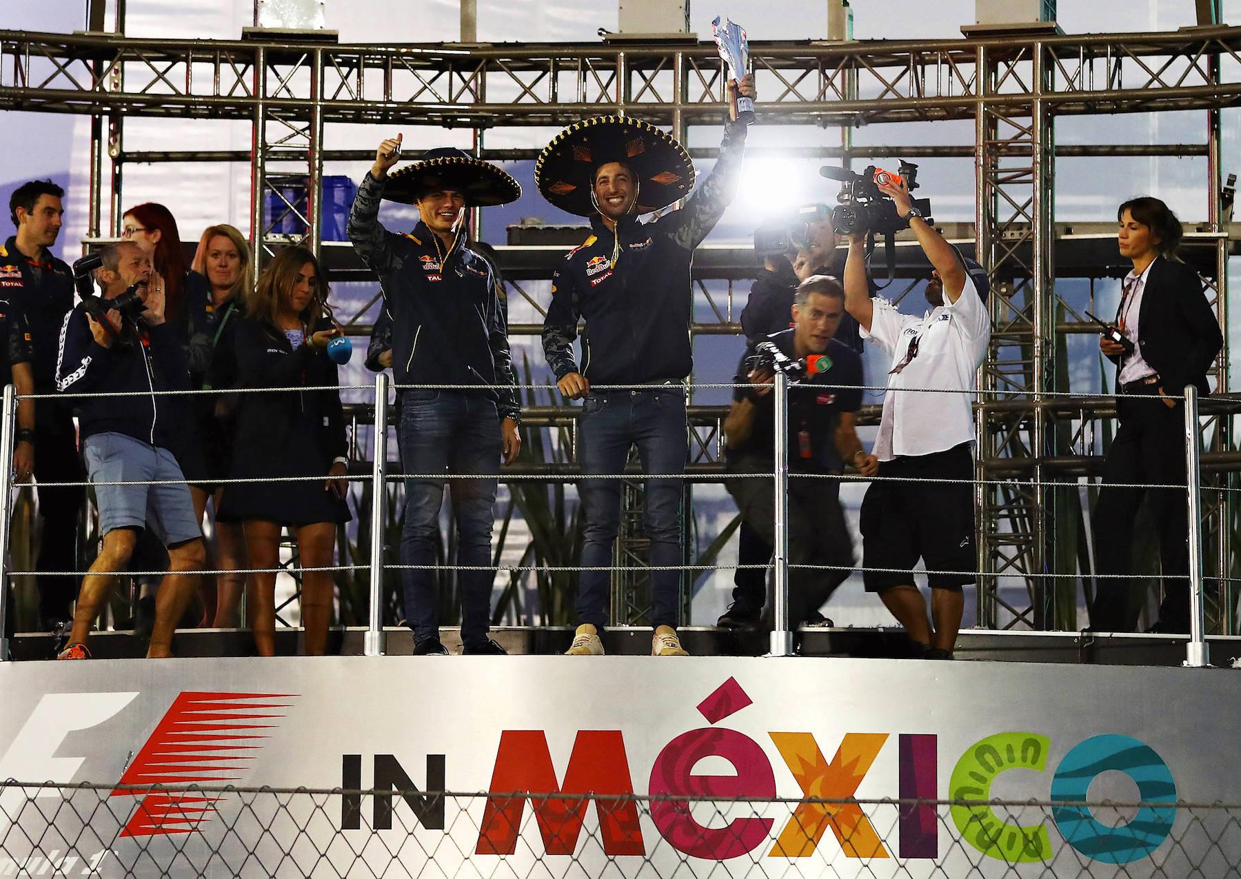 Salracing - Red Bull Racing drivers