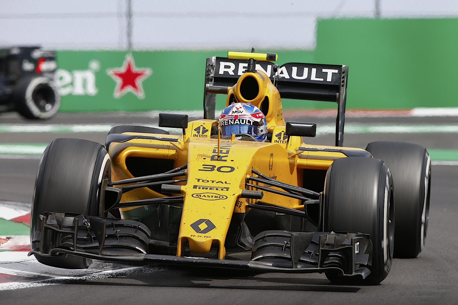Salracing - Jolyon Palmer   Renault Sport F1