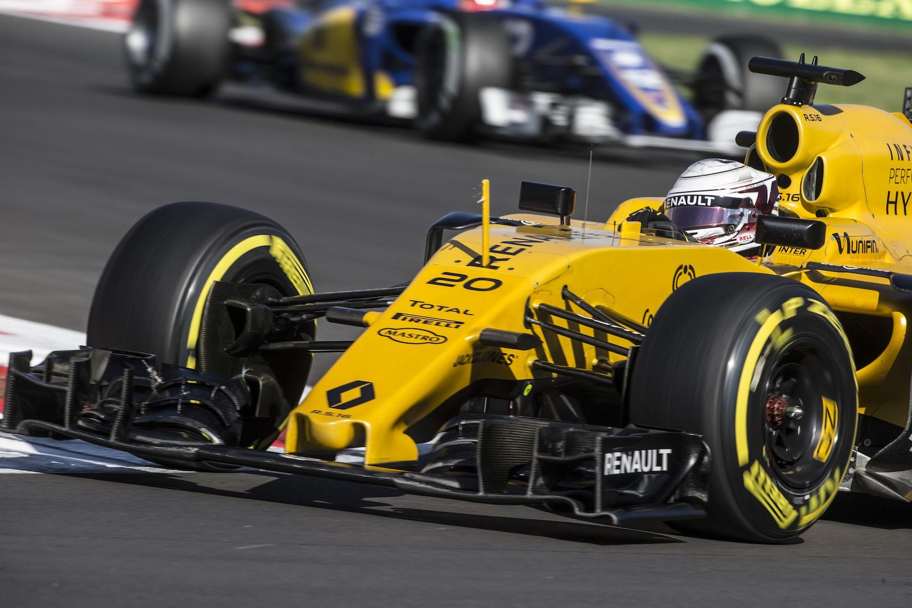 Salracing - Kevin Magnussen   Renault Sport F1